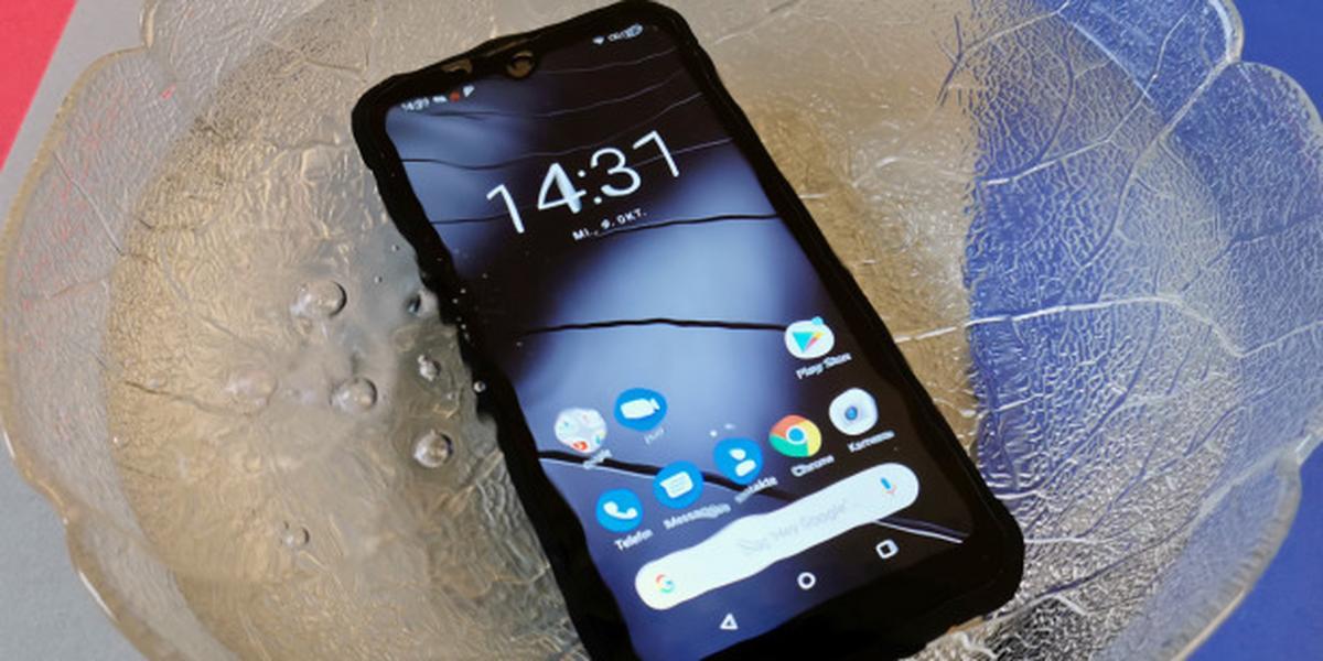 Top 10: Wasserdichte Smartphones bis 400 Euro