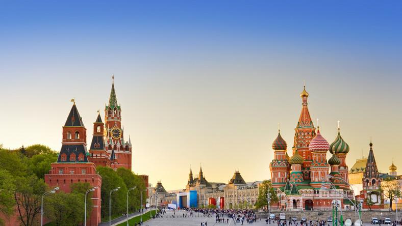W Soczi igrzyska, a w Moskwie masowe aresztowania
