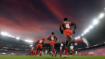 Kenya 7s fail to dance their way past the group stage