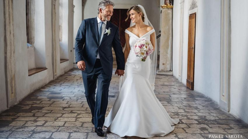 9bd771f91c Joanna Krupa wyszła właśnie za mąż w Krakowie