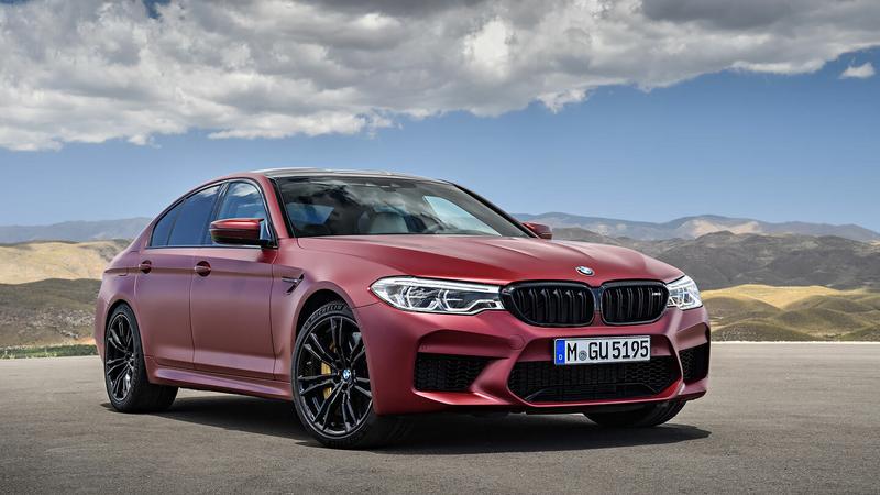 BMW zastąpi kluczyki aplikacją na smartfona?