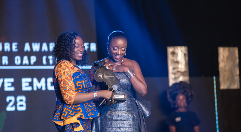 Samson Itodo, Simi, Zainab Balogun, Mark Angel, Nadine Ibrahim emerge winners at The Future Awards Africa 2018... See full list