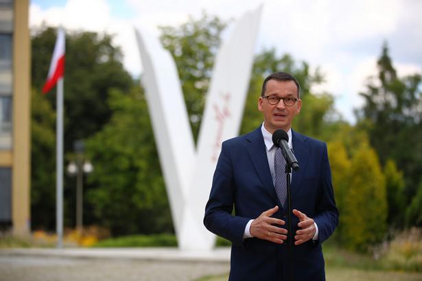 Wedle różnych opinii ustawa miałaby służyć premierowi Morawieckiemu