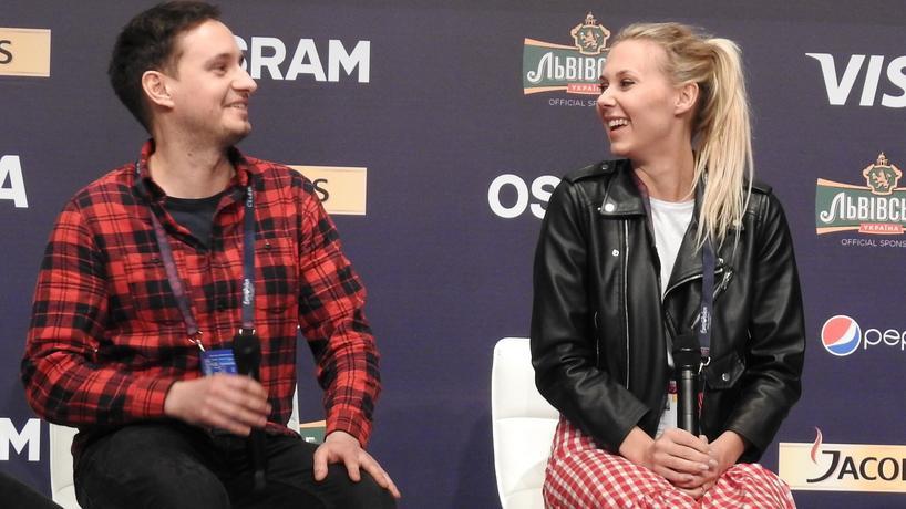 Eurowizja 2017 - Kasia Moś i jej brat, Mateusz Moś