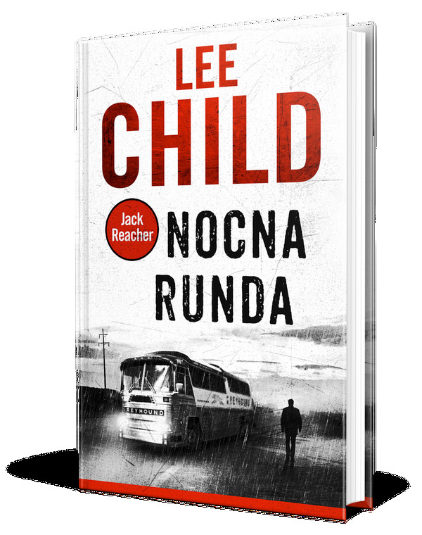 "Lee Child, ""Nocna runda"""