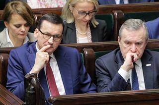 Sejm rozpatruje wniosek o wotum nieufności wobec rządu Mateusza Morawieckiego