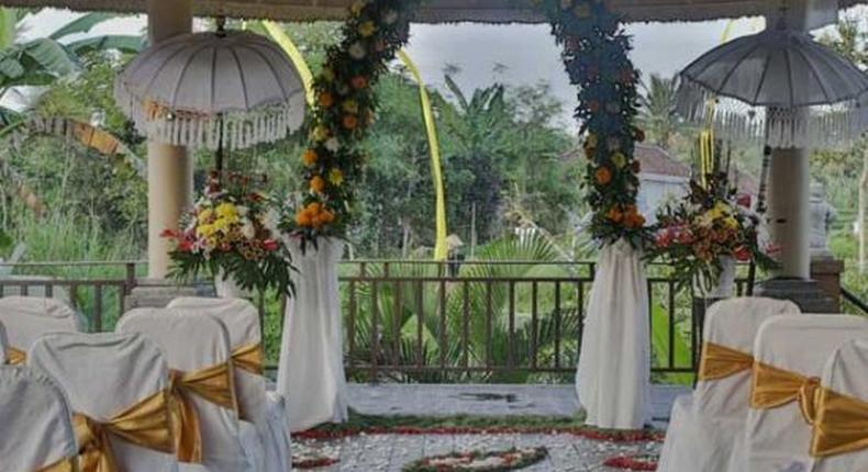 MP weds longtime girlfriend in a colourful event [Video]