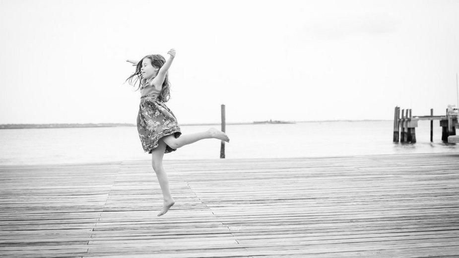co nam daje taniec (zdjęcie ilustracyjne)