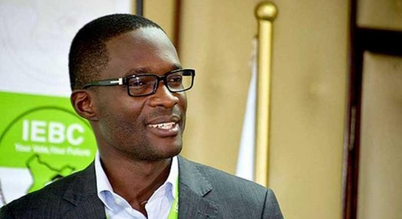 Former IEBC CEO Ezra Chiloba