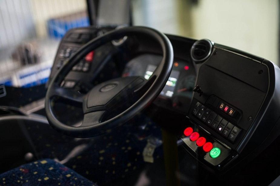 autobusy Solaris - MPK