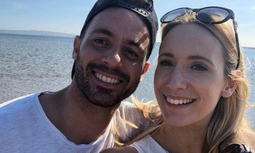 Dziennikarka Amy Irons żegna ukochanego. Łzy same cisną się do oczu