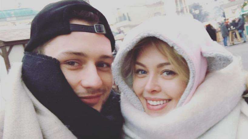 Kamil Kuroczko i Joanna Opozda