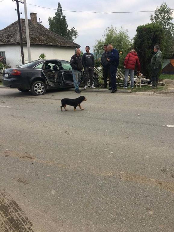 Nezgoda na putu u Umčarima