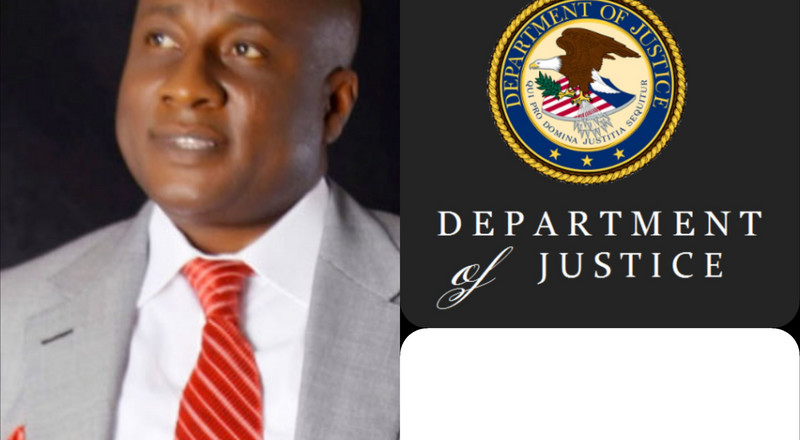 Nigeria's Air Peace CEO Allen Ifechukwu Onyema indicted by U.S Department of Justice for more than $20 million in bank fraud and money laundering
