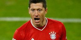 Robert Lewandowski z kolejnąbramką. Zobacz trafienie z Eintrachtem