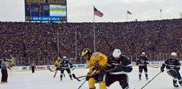 Rekord Guinnessa! 113 tys. kibiców na meczu hokeja!