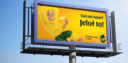 Nowa marka bananów. Co za reklamy!
