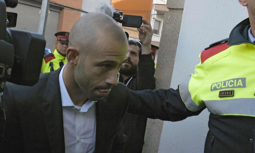 Gwiazdor Barcelony dostał rok więzienia, bo nie płacił podatków!