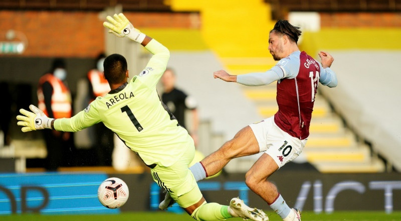 Three and easy for Aston Villa at struggling Fulham
