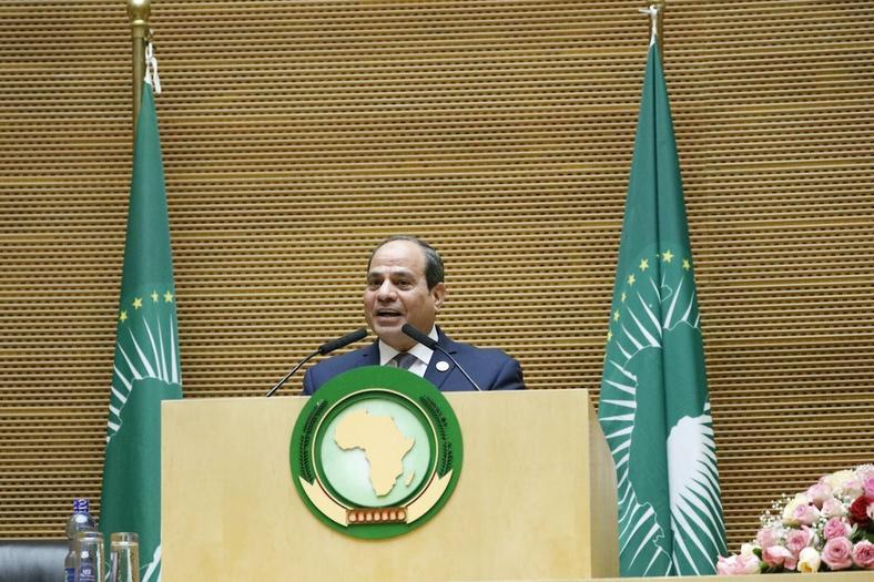 Abdelfattah Elsisi as new AU Chair