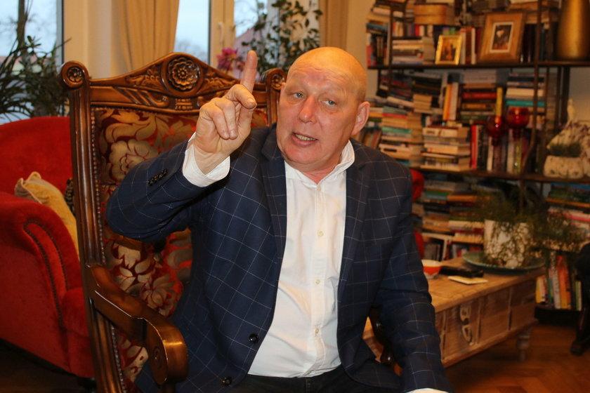Krzysztof Jackowski mówi o swojej wizji na 2019 rok