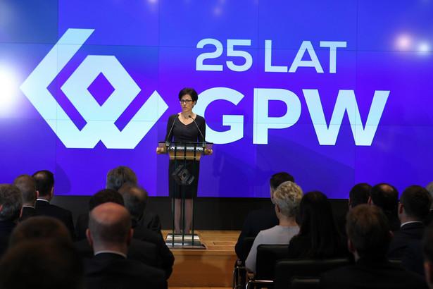 25 lat GPW