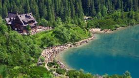 Tłumy w polskich górach: oblężone szlaki i kolejki pod szczytami