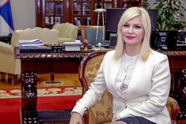 Odrekla se zarade: Zorana Mihajlović