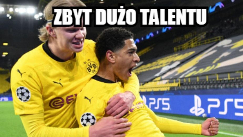 Liga Mistrzów. Memy po ćwierćfinałach