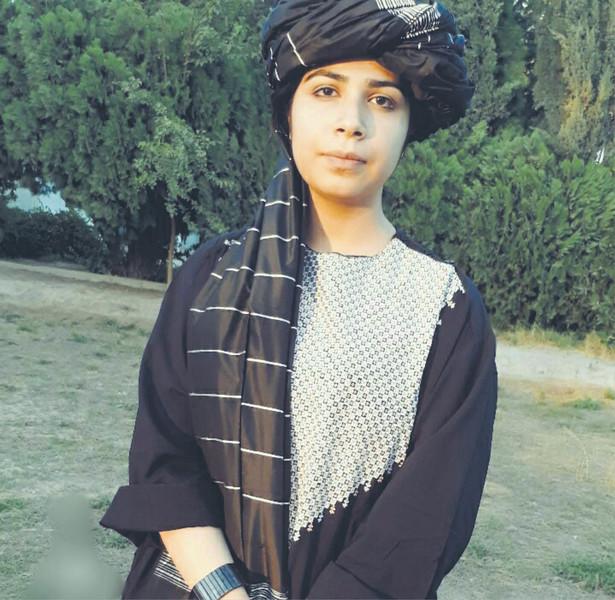 Pashtana Durrani, założycielka afgańskiej fundacji LEARN. Związana z Amnesty International i Malala Fund