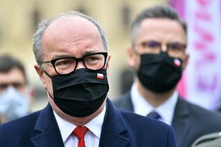 Czarzasty: Do rządu PiS-u moglibyśmy wejść tylko z prokuraturą, żeby ich posadzić