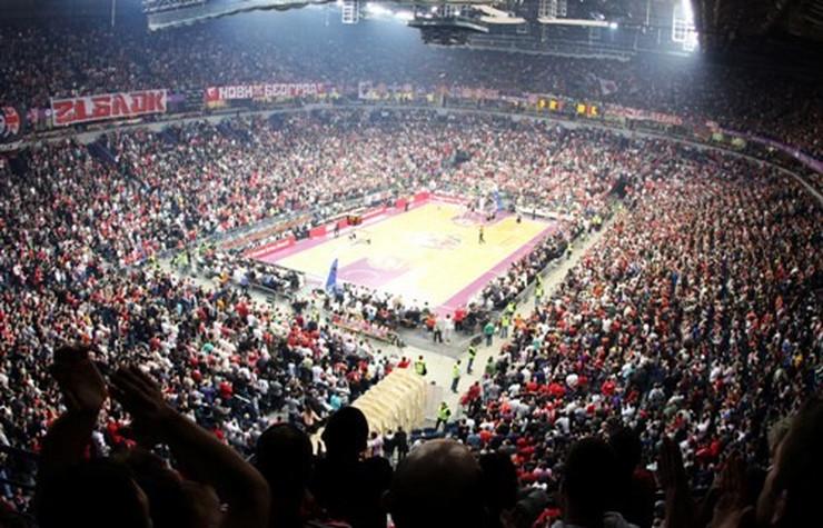 KK Crvena zvezda Arena 2