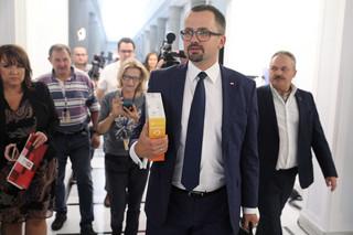 Jakubiak o komisji śledczej ds. VAT: Poprowadziłbym komisję śledczą od dołu do góry, a nie od góry do dołu