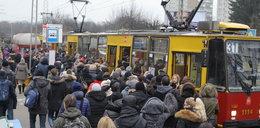 Paraliż Służewca! Od soboty znikają tramwaje z Wołoskiej