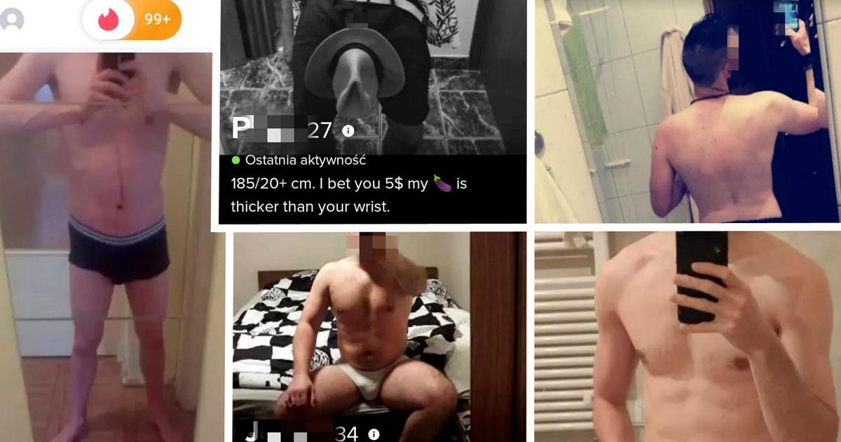 faceci nadzorowali swoje penisy)