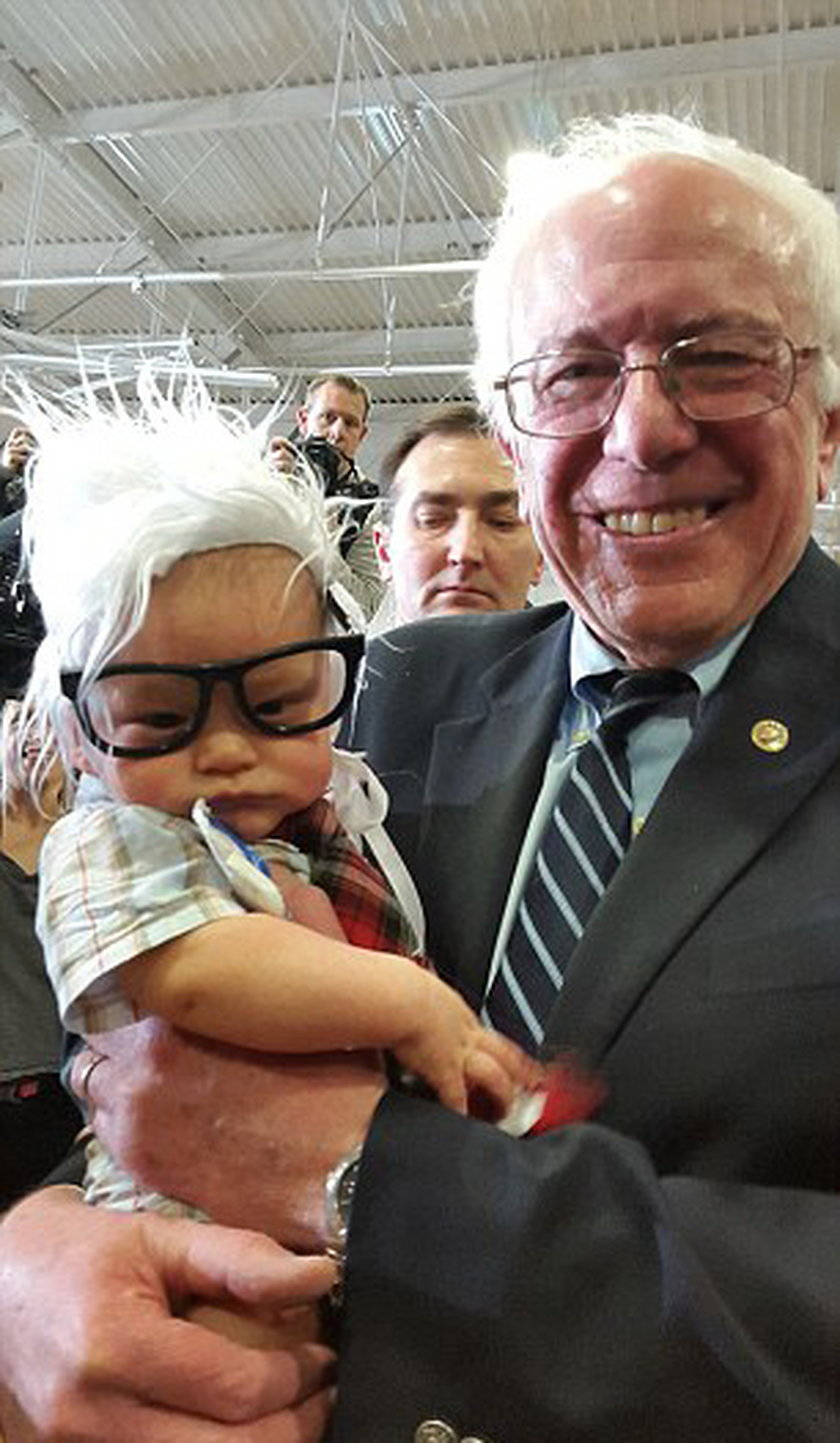 """""""Baby Bernie"""" nie żyje"""