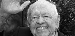 Nie żyje hollywoodzki aktor Mickey Rooney