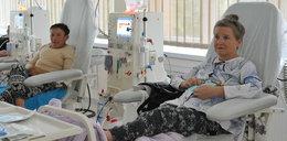 Dramatyczna sytuacja chorych z Krakowa. NFZ nie dał kontraktu centrum dializ