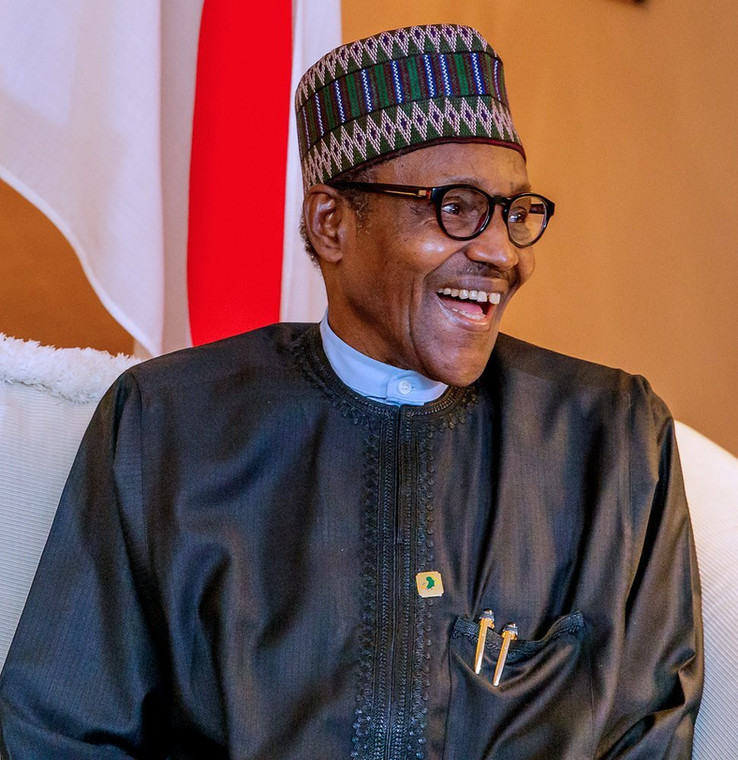 President Muhammadu Buhari woos investors at TICAD7, says Nigeria offers attractive investment opportunities  [Twitter/@DeeOneAyekooto]