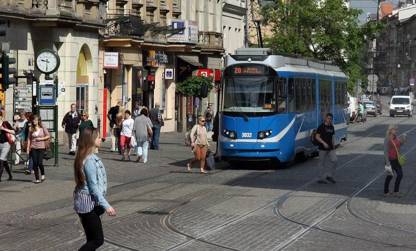 Tramwaj w Krakowie