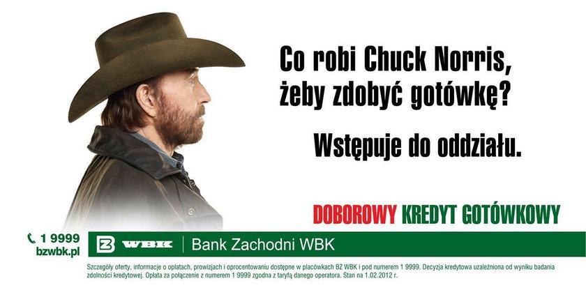 Afera taśmowa. Mateusz Morawiecki o Chucku Norrisie w reklamie BZ WBK