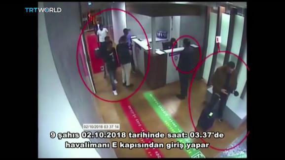 Sumnjivi tim Saudijaca na aerodromu