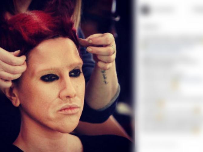 BUJNA LEPOTICA iznenadila fanove: Možete li vi da pogodite koja se SEKSEPILNA starleta krije iza ove maske?