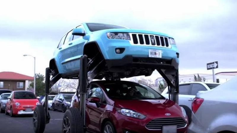 Jeep Cherokee, który ominie każdy korek