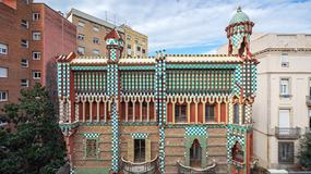 Pierwsze dzieło Gaudiego, czyli Casa Vicens otwiera się na turystów
