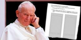 Na olimpiadzie z polskiego uczniowie mieli pisać SMS do Jana Pawła II. Lawina komentarzy