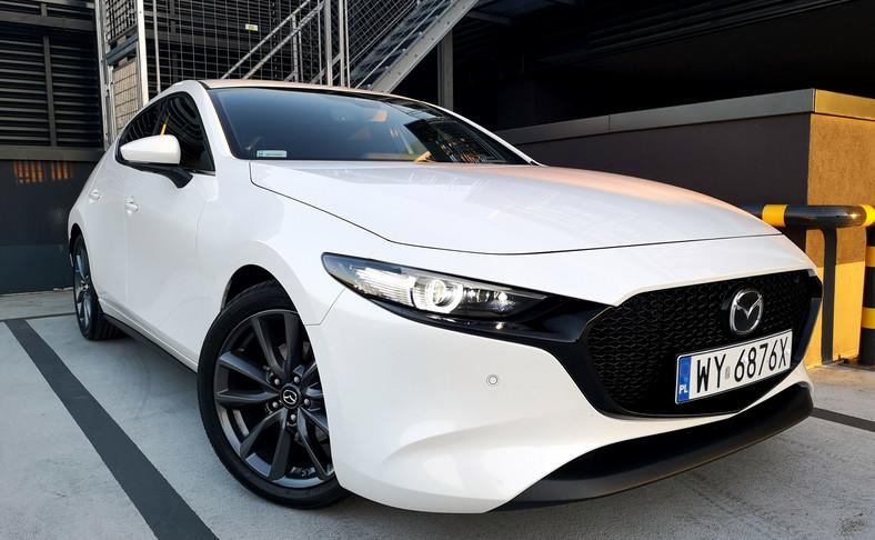 Mazda 3 to nowa królowa stylu w klasie kompakt – japońska Alfa Romeo