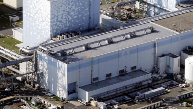 Elektrownia Fukushima w Japonii