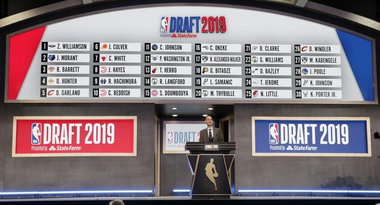 Prizor sa prošlogodišnjeg drafta