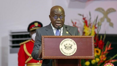 I'm the most vilified political figure of this generation - Nana Addo